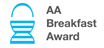 AA Breakfast Award winner