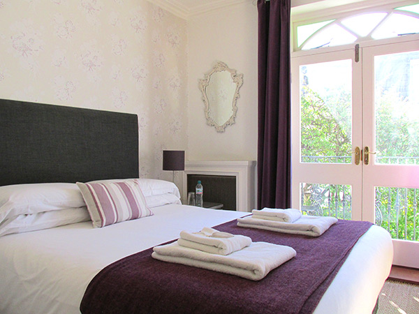 luxury rooms in boutique hotel
