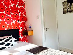 boutique hotel room